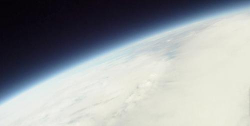Земля с высоты 30.000 метров