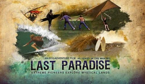 Last Paradize - эко-приключенческий фильм