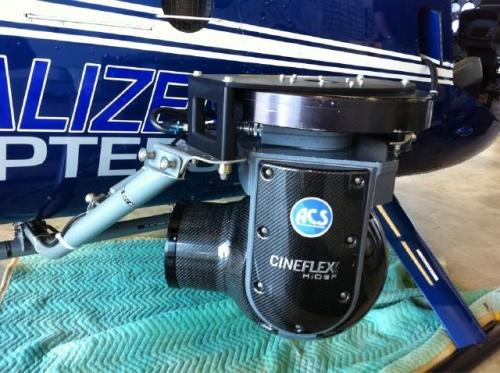 Камера Cineflex V14