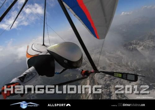 Дельтапланерный календарь 2012