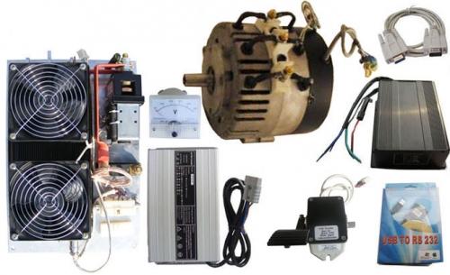 Электроника для управления двигателем ME0913