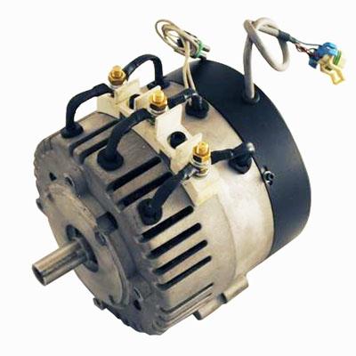 Двигатель для электролебедки ME0913
