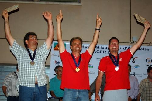 Победители Чемпионата Европы 2010