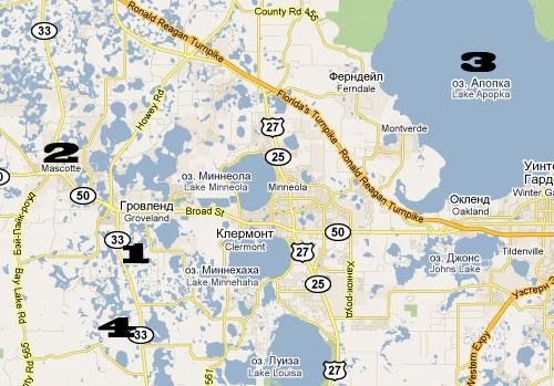 Карта местности вблизи Quest Air Soaring Center