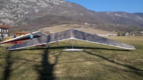 Аэрос Combat 13.5 GT (фотография из блога Матьяжа Клеменчича)