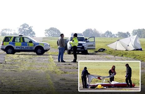 Фотография с места происшествия
