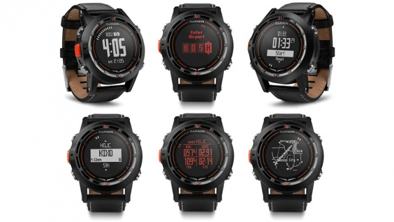 Garmin's D2 GPS Watch