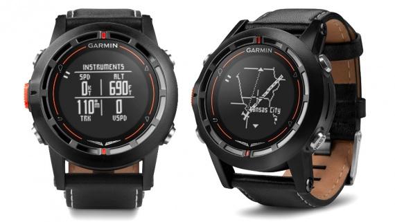 Часы Garmin's D2 GPS